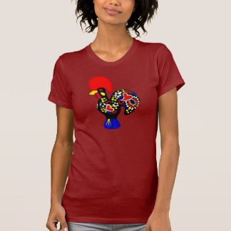 T-shirts du football du Portugal