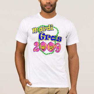 T-shirts du mardi gras 2009 pour chacun