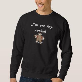 T-shirts et cadeaux chauds de vacances de biscuit