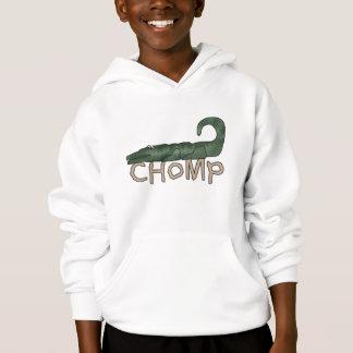 T-shirts et cadeaux d'alligator de mastication