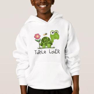 T-shirts et cadeaux d'amant de tortue