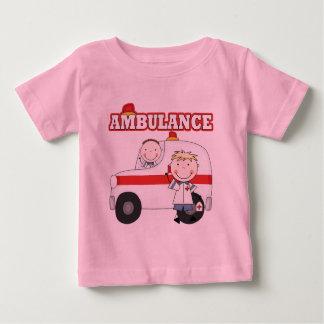 T-shirts et cadeaux d'ambulance