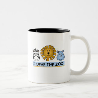 T-shirts et cadeaux d'amis de zoo mugs à café