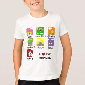 T-shirts et cadeaux d'animaux de zoo