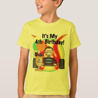 T-shirts et cadeaux d'anniversaire de voiture de