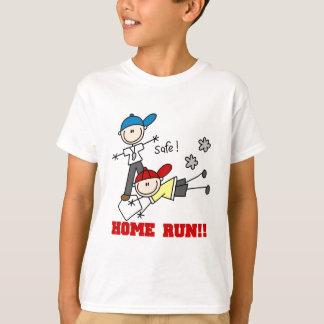 T-shirts et cadeaux de base-ball de garçons de