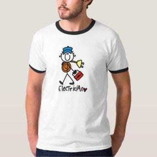 T-shirts et cadeaux de base d'électricien
