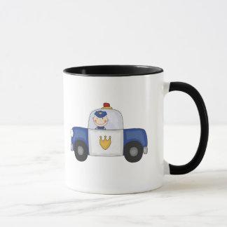 T-shirts et cadeaux de croiseur de police mug