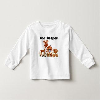 T-shirts et cadeaux de gardien de zoo d'animaux de