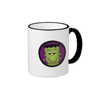 T-shirts et cadeaux de Halloween Frankie Mug Ringer