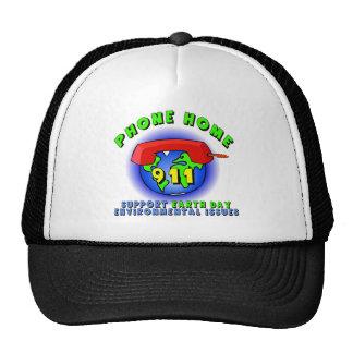 T-shirts et cadeaux de jour de la terre casquette de camionneur