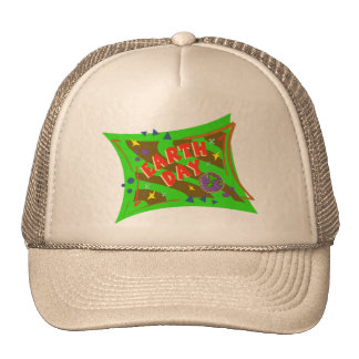 T-shirts et cadeaux de jour de la terre casquette