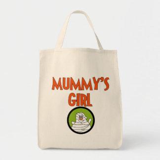 T-shirts et cadeaux de la fille de la maman sac