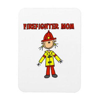 T-shirts et cadeaux de maman de sapeur-pompier magnets