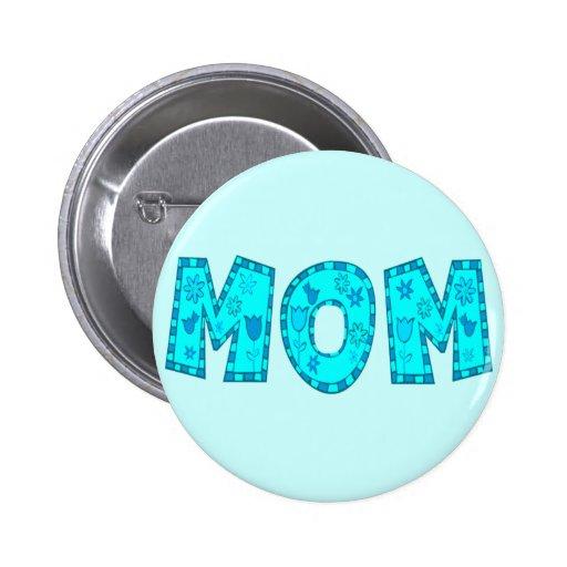 T-shirts et cadeaux de mères pour elle badge