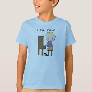 T-shirts et cadeaux de pianiste