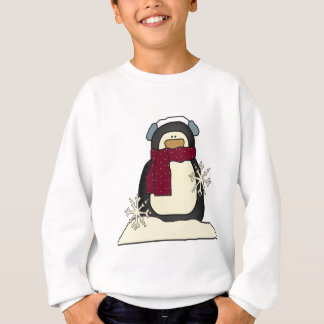 T-shirts et cadeaux de pingouin d'enfants