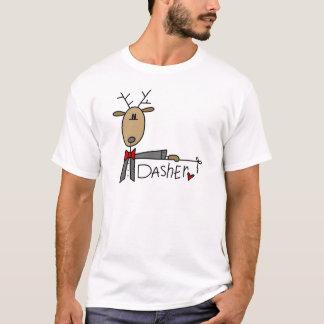 T-shirts et cadeaux de renne de Dasher