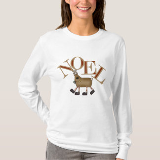 T-shirts et cadeaux de renne de NOEL