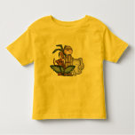 T-shirts et cadeaux de safari de jungle de garçons