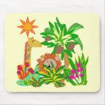T-shirts et cadeaux de safari tapis de souris
