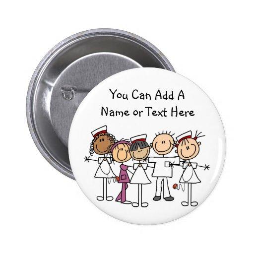 T-shirts et cadeaux de semaine d'infirmières pin's