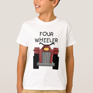 T-shirts et cadeaux de voiture à quatre roues