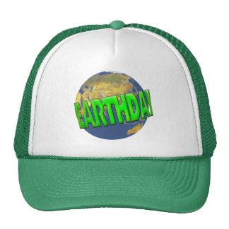 T-shirts et cadeaux d'Earthday Casquettes De Camionneur