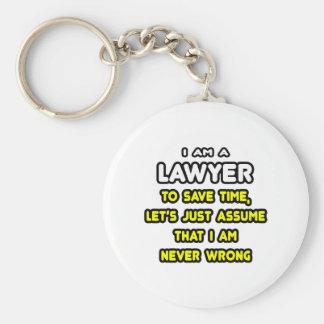 T-shirts et cadeaux drôles d'avocat porte-clé rond