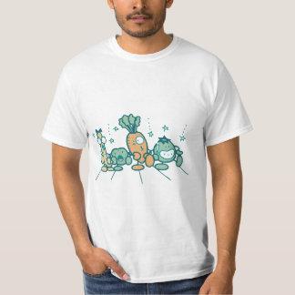 T-shirts et cadeaux idiots de légume