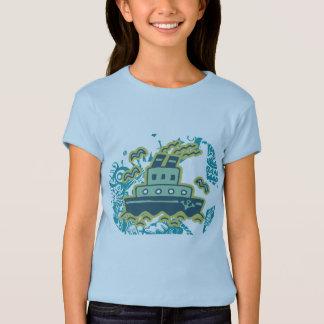 T-shirts et cadeaux partis de remorqueur d'ancres