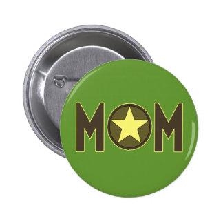 T-shirts et cadeaux pour la maman militaire badges