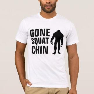 T-shirts et chemises allés de Squatchin