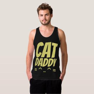 T-shirts et débardeurs de PAPA de PAPA de CAT