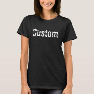 T-shirts faits sur commande de bande