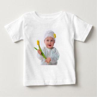 T-shirts frais de bébé