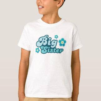 T-shirts génial d'Aqua de grande soeur