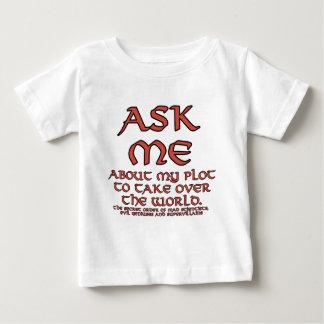 T-shirts infantile et dessus de plaisanterie