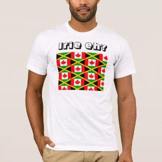 T-shirts jamaïcain-Canadiens