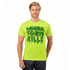 T-shirts Kills (Green)