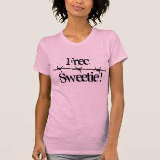 T-shirts libre de bonbon