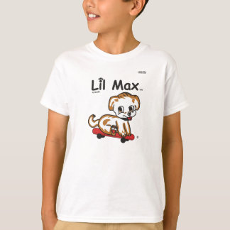 T-shirts maximum de Lil