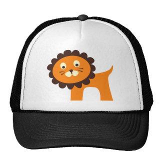 T-shirts mignons d'animaux de zoo de safari de casquettes