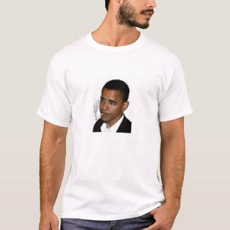 Tabagisme d'Obama T-shirt