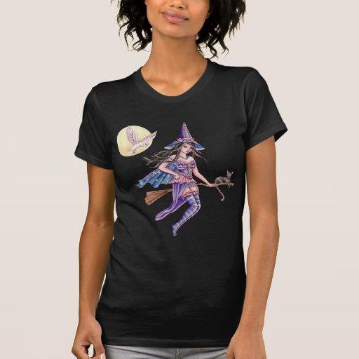 Tabitha - chemise de sorcière t-shirt