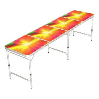 Table Beerpong Étoile brillante