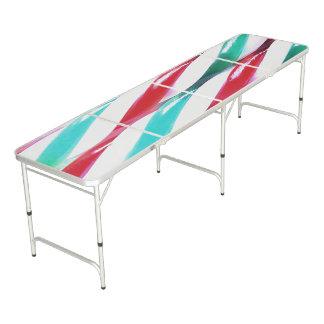 Table Beerpong Rétros torsions