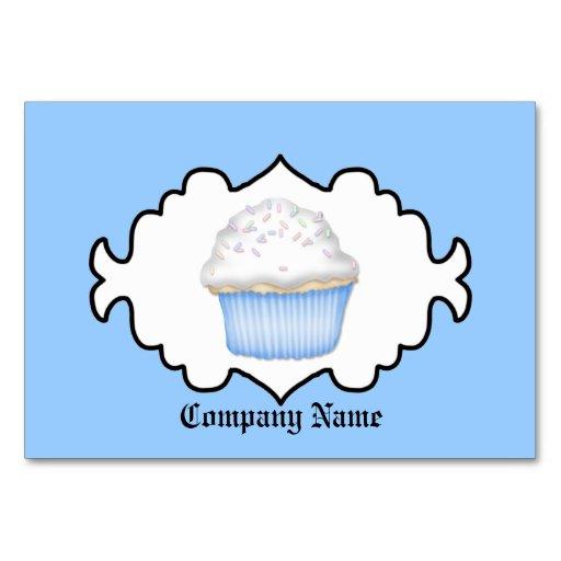 Tableau de boulangerie de petit gâteau, carte de t