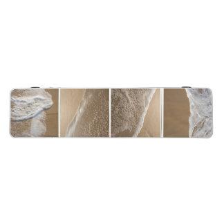 Tableau de puanteur avec des scènes de plage table beerpong