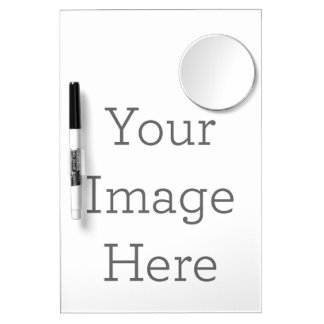 Tableau Effaçable À Sec Avec Mirroir Créez vos propres